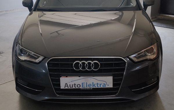 Audi A3 2.0TDI DPF, EGR pašalinimas