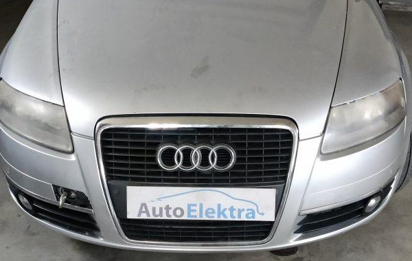 Audi A6 2.7TDI Automatinės dežės programavimas