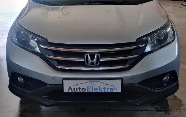 Honda CR-V 2.2i-DTEC DPF programavimas