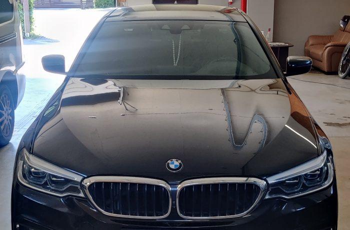 BMW 520 G30 2.0D Swirl programavimas, galios didinimas, start/stop atminties įjungimas