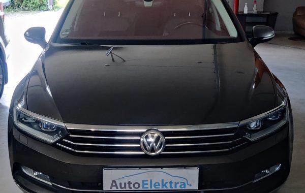 Volkswagen Passat 2.0 TDI. DPF, EGR, galios kelimas, start/stop išjungimas, greičių dežės programavimas