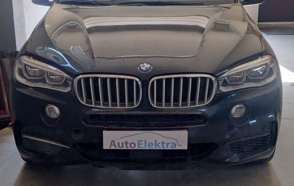 BMW X5 M50d 3.0D  Galios didinimas