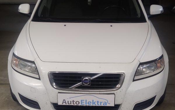 Volvo V50 1.6D Išjungtas vairo užraktas