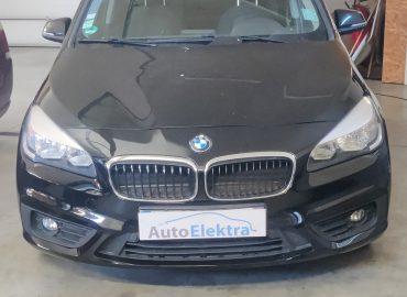 BMW 2 16d Gran Tourer 1.5D EGR, Swirl programavimas