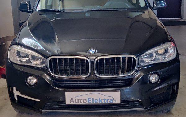 BMW X5 2.0D Adblue programavimas